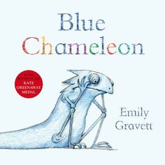 It's no secret that we love Emily Gravett - we told you! Little Chameleon can turn himself into anything and appear to fit in anywhere, but it seems that neither the swirly snail, the green grasshopper nor the striped sock want to be friends. Will he ever find someone to talk to? Someone just like him? With a subtle and witty interplay between words and illustrations, this introduction to colors and shapes (and chameleons!) is sure to delight our youngest tots!