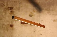 Lampa z serii Woodline Square