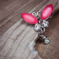 All some style with this Butterfly Brooch  #craft365.com