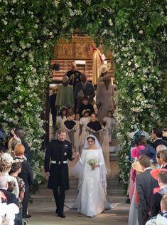 Royal Wedding Live: All the Photos From Meghan Markle & Prince Harry's Royal Wedding