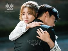 """[Drama] Laundromat dates and other delights in new stills for """"Suspicious Partner"""" Korean Actresses, Korean Actors, Korean Dramas, Suspicious Partner Kdrama, Korean Drama 2017, Ji Chan Wook, Couple Aesthetic, Wattpad, Ulzzang Couple"""