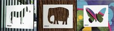 oldie but goodie - Bronx Zoo cut-outs posters