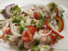 CEVICHE. Севиче (один из вариантов) Перуанская кухня. http://forumtlc.ru/viewtopic.php?t=230&p=1467#p1467