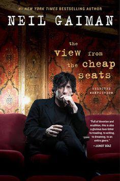 Neil Gaiman's Journal: Good Omens, Cheap Seats, and the Memorial