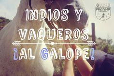 Indios y Vaqueros ¡Al Galope!