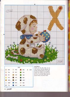Baby in Costume Alphabet Cross Stitch Patterns X Cross Stitch Baby, Cross Stitch Alphabet, Vintage Paris, Cross Stitch Designs, Cross Stitch Patterns, Shabby Chic, Abc For Kids, Baby Costumes, Baby Animals