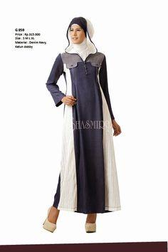 Gamis Cantik dari Shasmira 2014 | Cantik Berbaju Muslim