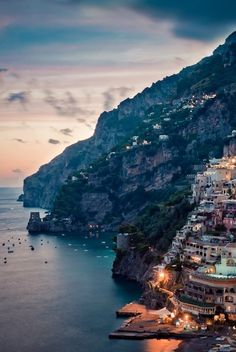 The beauty of Positano.