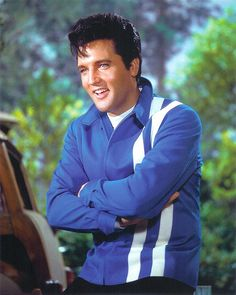 ELVIS MONTH Day 27 Speedway (1968) | Ruby Canoe