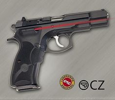 CRIMSON TRACE CZ75B FRONT ACTIVATION  MANUFACTURER NO: LG475