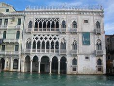 Ca d´oro (Venecia). http://viajealcalaylosninos.blogspot.com