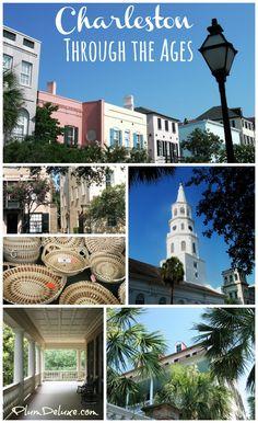 Photo Essay: Charleston, SC Through the Centuries