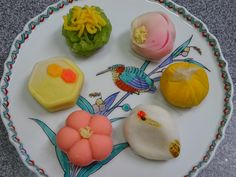 Japanese sweets, Wag