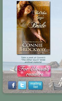 Connie Brockway - www.conniebrockway.com