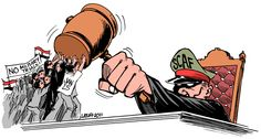 Nov. 12: No to Military Trials in Egypt!