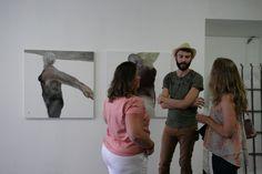 Vernissage Ela Tom - 6 juin 2014 à Nice Parcours 1994 - 2014