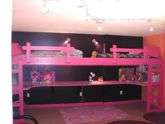 Loft Bed Plans - Important Safety Tips for Building a Loft Bed