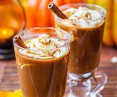 pumpkin bulletproof coffee