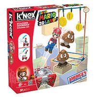 K'NEX Super Mario Stacked Goombas Set