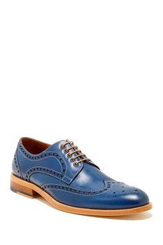 Gordon Rush Robertson Wingtip Derby Oxford on HauteLook