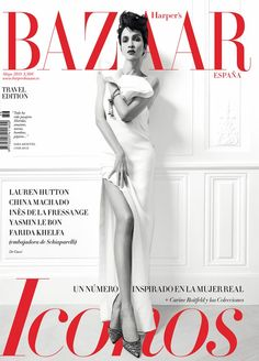 HARPERS BAZAAR SPAIN MAY 2013