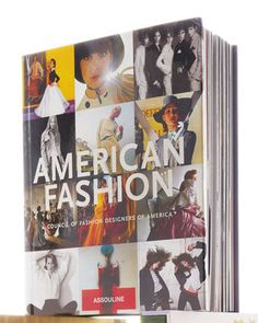 Givted- #AMERICAN #FASHION HARDCOVER BOOK