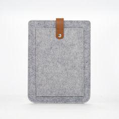 Etui iPad Mini iPad Mini 4 Cover Housse iPad Feutre par NUACAshop