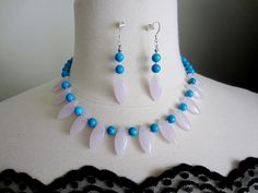 Love of life A modern Classic beautiful Necklace by LaughingBudha, $50.00
