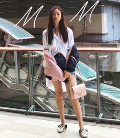 Thai Model, Iphone Wallpaper, Confidence, Anna, Classy, Goals, Rock, Instagram Posts, People