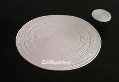 EkoWyplatanki: Recyklingowe podkładki na stół