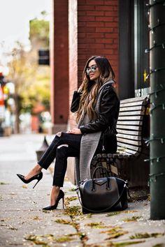 afc9fe00fee1 fashion blogger mia mia mine wearing a givenchy antigona bag Givenchy  Antigona