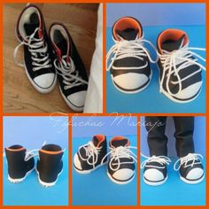 46 mejores imágenes de Los Zapatos de mis Fofuchas  8ebb4b0e9491d
