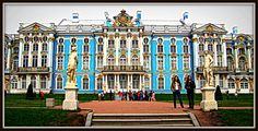 St+Catherine+the+Great's+Palace+at+Pushkin