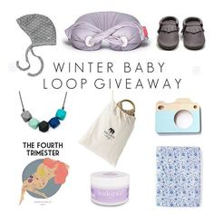 We have teamed up with some amazing independent UK and EU mum and baby brands for this Winter Loop. One lucky winner will have the chance to scoop all of the following prizes:  @mezayababysling - Sandstone heritage linen baby sling  @sleepydoe_bath - Fitted floral cot sheet @fourthtrimag - A copy of latest edition @laraandollie - Teething necklace colour of choice @happylittlefolks - Wooden toy camera custom colour @mamaowl_ - Cam Cam organic cotton bonnet @kokoso_baby - Pot of baby coconut…