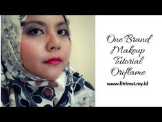 one brand make up tutorial Oriflame