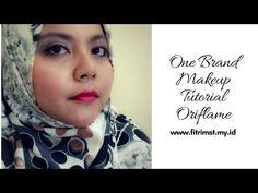 one brand make up tutorial Oriflame