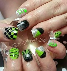 Limes - Nail Art Gallery