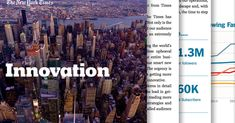 An internal report on digital innovation at the New York Times, obtained in full by Mashable, highlights the paper's struggle to embrace online publishing.
