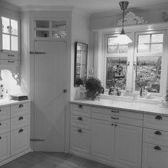 Bild på kök - Nya köket i gammal stil... av dollis