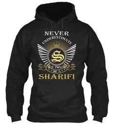 SHARIFI - Never Underestimate #Sharifi