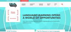 Language Learning: A National Priority Priorities, Languages, Bar Chart, Success, Teaching, Education, Speech And Language, Learning, Educational Illustrations