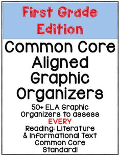 Journeys first grade unit 1 lesson plans common core standards common core standards reading graphic organizers first grade edition fandeluxe Image collections