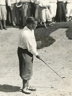 boyhoodmemories: Bobby Jones 1930 US Open