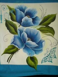 how to paint folded petals leaves in ine stroke painting China Painting, Tole Painting, Fabric Painting, Painting & Drawing, Flower Images, Flower Art, Pinterest Pinturas, Fabric Paint Designs, Easy Canvas Painting
