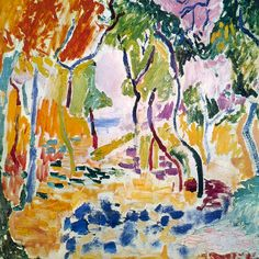 """The Joy of Life"" by Henri Matisse"