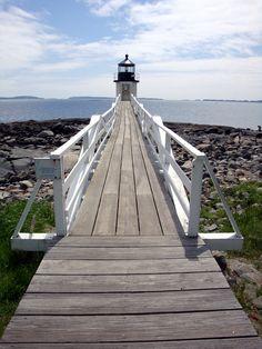 Marshall Point Lighthouse- Port Clyde, Maine