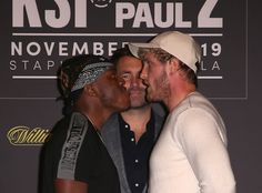 KSI vs Logan Paul Live streaming results and discussion Paul 2, Logan Paul, Ksi Vs Logan, Boxing Fight, Big Crowd, Youtube Stars, Boxing News, News Online