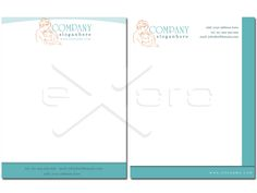 Letterhead Design For more information or for any questions, contact info@exorochoice.com.au. Visit our website for more information about our services at http://exorochoice.com.au/