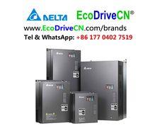 Delta Electronics offer AC motor drives, variable speed drives, variable frequency drives, sensorless open and closed loop vector VFD www.EcoDriveCN.com/brands