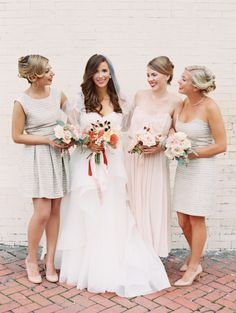 Getting ready together: http://www.stylemepretty.com/2015/01/05/bridesmaid-getting-ready-inspiration/ | Photography: Katie Stoops - http://katiestoops.com/